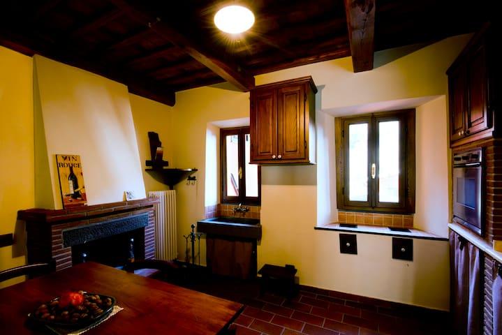 Casamacina - Cune, Borgo a Mozzano - บ้านพักตากอากาศ