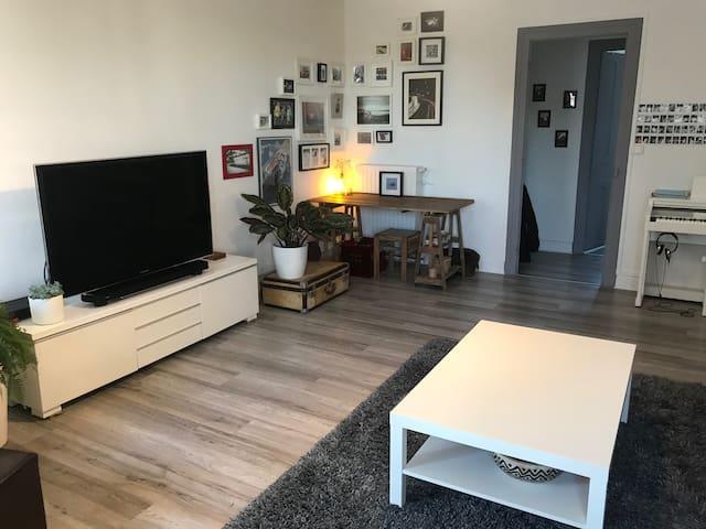 Charmant appartement hypercentre Pau WIFI/NETFLIX