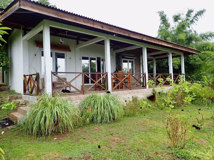 The Hilltop Villa