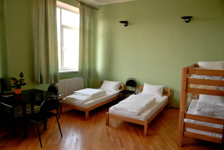 Panoramic Hostel - Dorm 6 persons