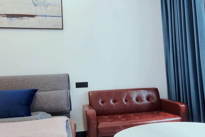 Spacious cozy apartment