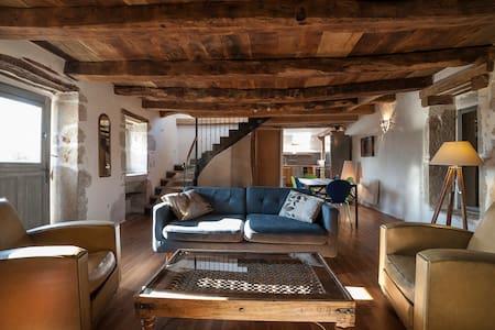 Naudou - Magnifique maison en pierre - Caniac-du-Causse