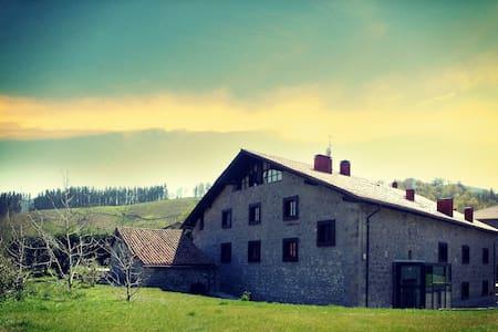 espectacular casa ferreria - Markina-Xemein - Boutique-hotel