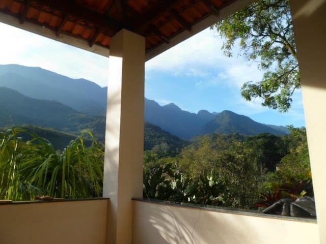 Quartos na Montanha - Cachoeiras de Macacu - Blockhütte