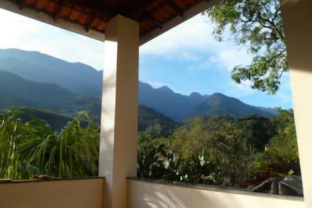 Suíte entre as Montanhas - Cachoeiras de Macacu - Cabana