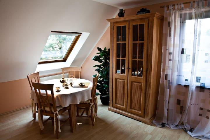 75-90qm / Sonnenbalkon / Terrasse/ Ahrweiler - Bad Neuenahr-Ahrweiler - Apartament