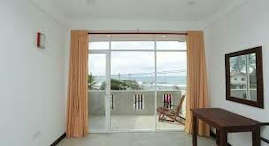 Deluxe Room with beautuful sea view -07 - Matara - Wikt i opierunek