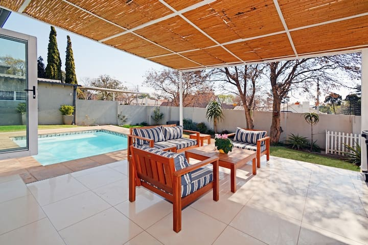 House set in the much sought after Linden suburbs