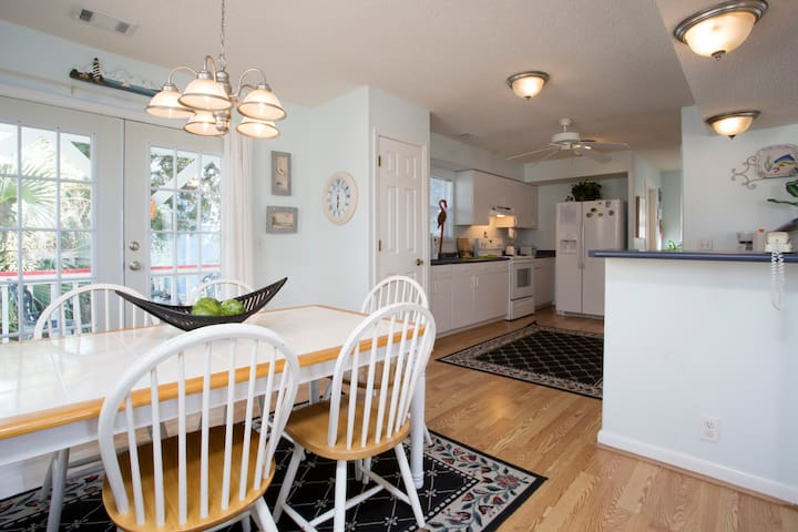 South End Cottage - Tybee Island - Casa