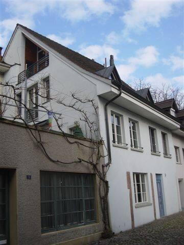 Über den Dächern der historischen Altstadt - Rheinfelden