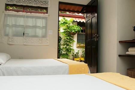 Double Tropical Garden Room #8 - Antón