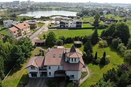 Rooms close to Vilnius (3 beds room 1-6 guests)