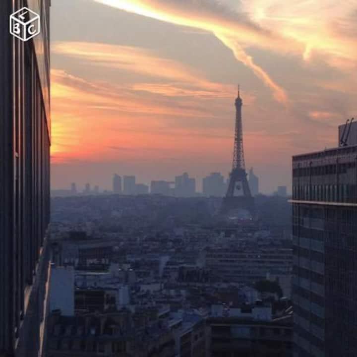 PARIS INSIDE HOME! 50m2