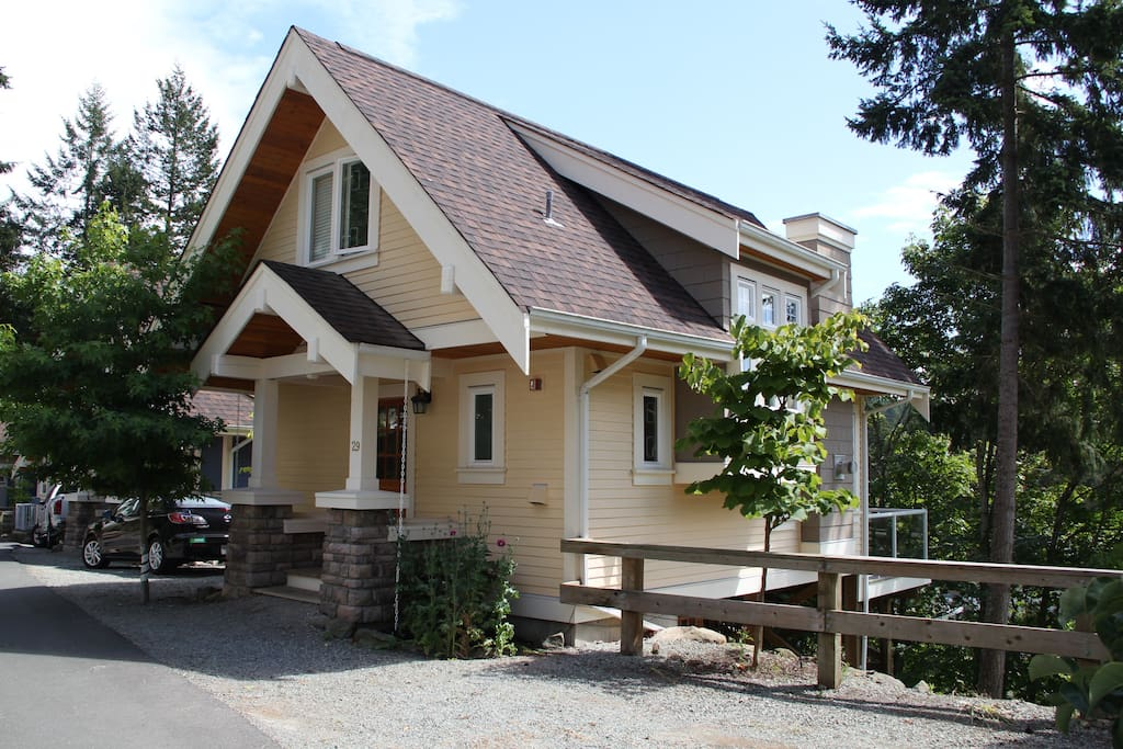 Front of Cottage (#29).