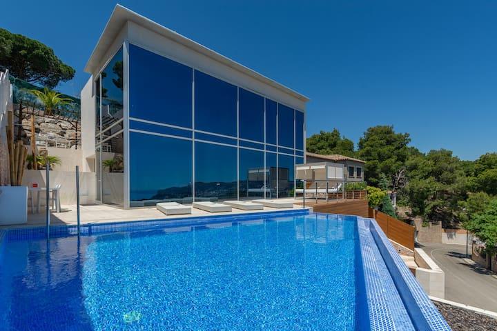 ★ CoastalVillas - Villa Zen ★ luxury&sea views