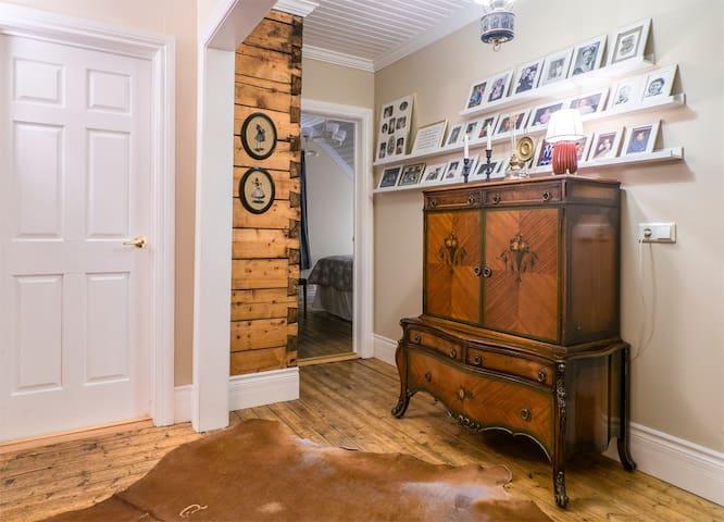 4 beautiful double rooms - Seydisfjordur - Haus