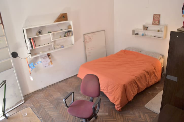 PRIVATE ROOM, PEACE WITH GOOD VIBES! - Montevideo - Lejlighed