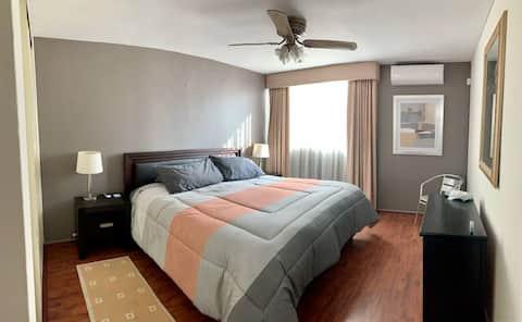 Bonita casa muy cómoda y excelente ubicación
