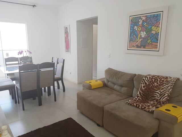 Apartamento charmoso e aconchegante em São José