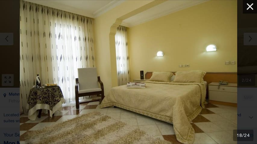 Three Star Luxury Hotel Room Çalış - Fethiye - Bed & Breakfast
