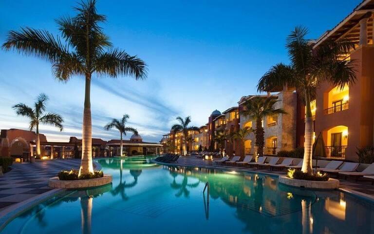 Hacienda Encantada Resort Junior Suite - Cabo San Lucas - Apartemen