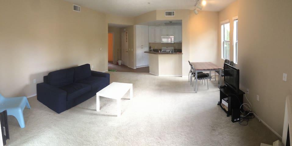 尔湾最便宜的两房公寓 - Irvine