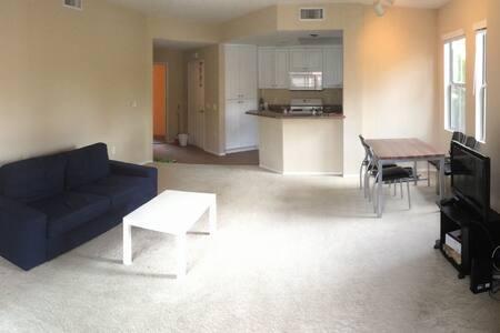 尔湾最便宜的两房公寓 - Irvine - Lakás