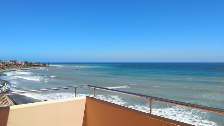 Casa Cachita 2: Comfortable Studio on the beach