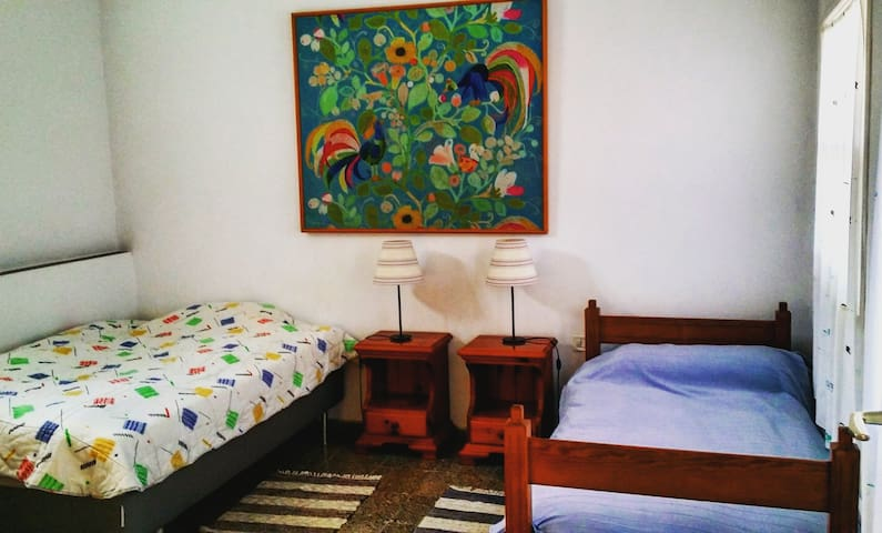Casa terrera en finca agrícola - Playa San Juan - Dům