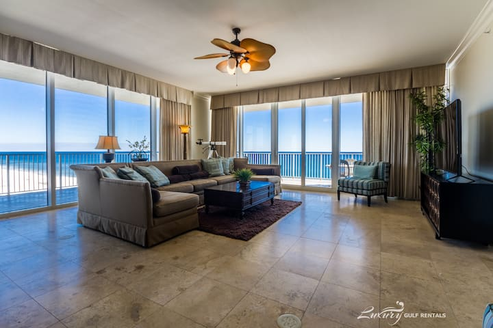 Special: $500 off any spring week  Mediterranean 1001E - 4BR!! - Perdido Key