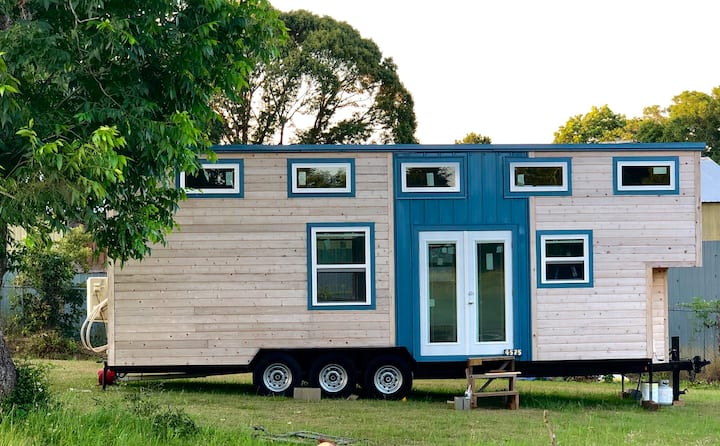 Modern Tiny House at Fort Rucker