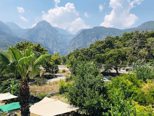 Antalya Beldibinde Apart