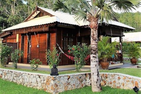 Villa Buluh at Villa Kelapa