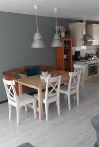 Comfortabele vakantiewoning nabij het IJsselmeer
