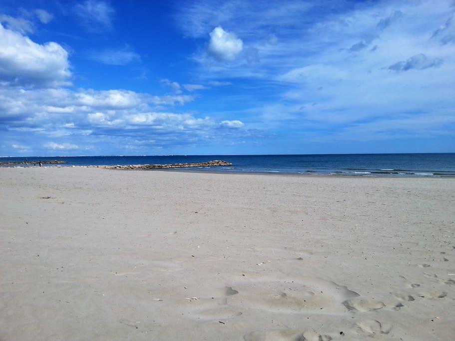 la mer à 10 minutes