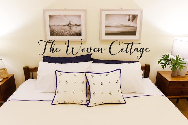 The Woven Cottage, Smart TV, 6 min drive to NIMMAN