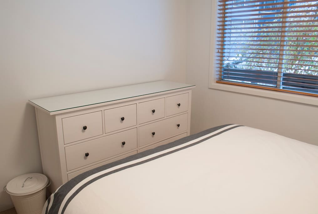 Large dresser available for use
