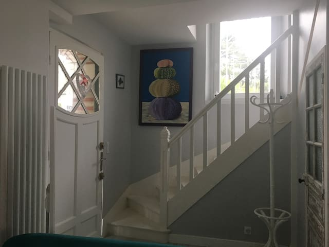 Agréable villa La Baule avec maison d'invités