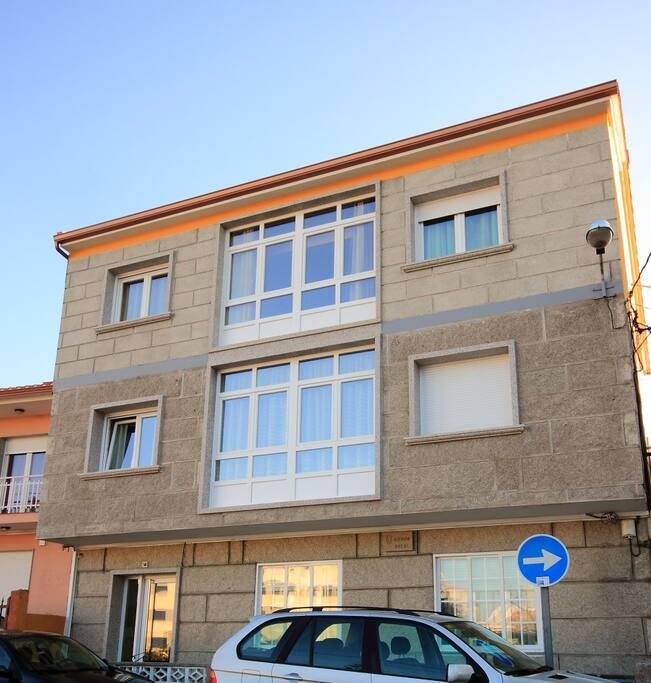 Alquiler de apartamento de 4 hab en portonovo apartments for rent in sanxenxo galicia spain - Apartamentos en portonovo ...