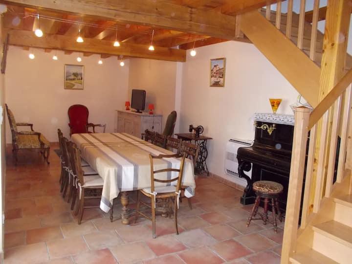 Maison calme a Buzet sur Tarn