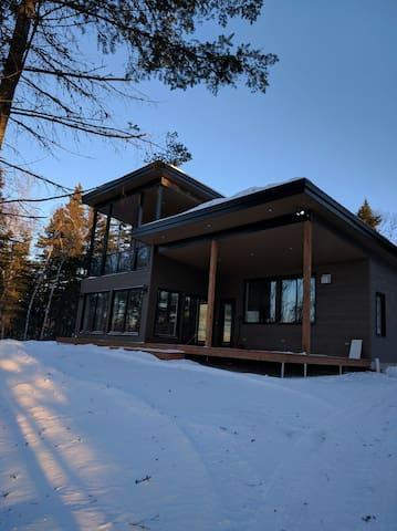 Maison de villégiature haute gamme - Rivière-Ouelle