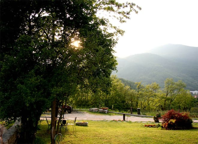 bed and breakfast cascina valsorda - Concesio - Penzion (B&B)