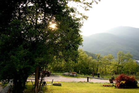 bed and breakfast cascina valsorda - Concesio - 家庭式旅館