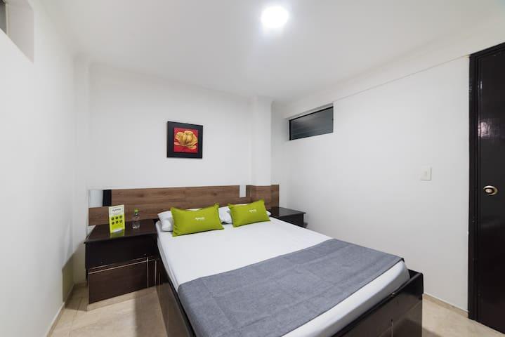 Ayenda 1122 Victoria Double Room