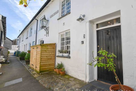 Aberdovey Cosy Cottage free Parking Pet Friendly