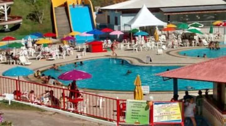 Hotel Fazenda  china park Domingos Martins