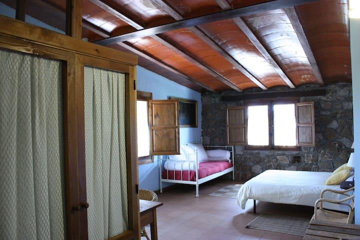 Habitacion Niña Montero, en plena naturaleza