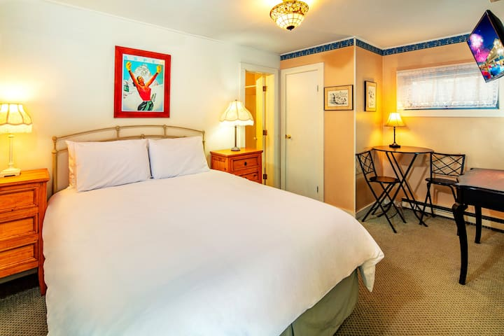 Snow Queen Lodge: Good Luck Suite