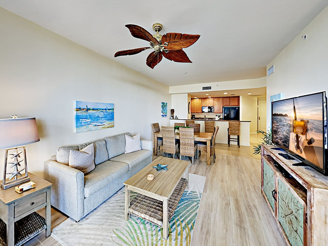 Welcome to Cape Coral! This condo is professionally managed by TurnKey Vacation Rentals.