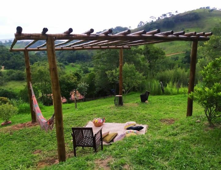 Camping do Geninho, Ibitipoca MG
